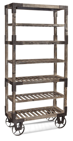 Foundry Rack - Katy Furniture