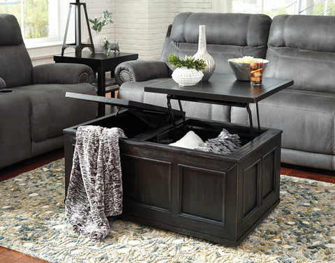 Gavelston Lift Top Coffee Table