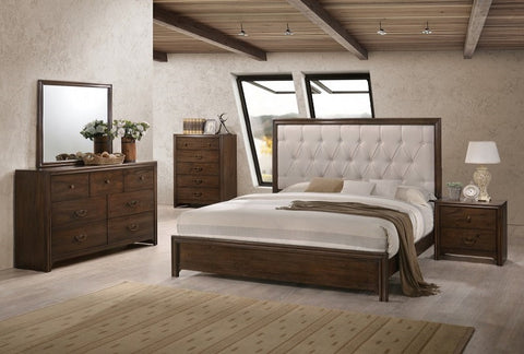 Chloe Bedroom Set - Katy Furniture