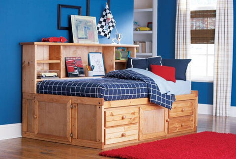 Cheyenne Twin Bed - Katy Furniture