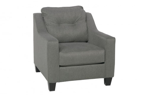 Awesome Brindon Charcoal Accent Chair Camellatalisay Diy Chair Ideas Camellatalisaycom