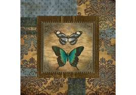 Butterfly Patchwork By Jean Plout - Katy Furniture