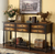 Annex Antique Brown 6 Drw Console - Katy Furniture