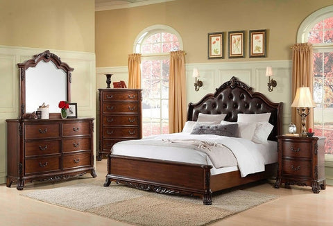 Christina Bedroom Set - Katy Furniture