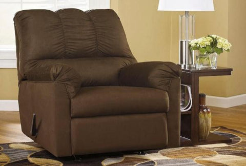 Darcy Rocker Recliner - Katy Furniture