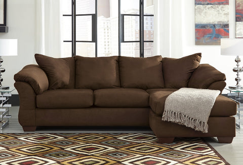 Darcy Sectional - Katy Furniture