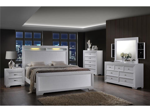 Derby Queen Bedroom Set