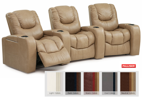 Equalizer Theater Seating - Katy Furniture