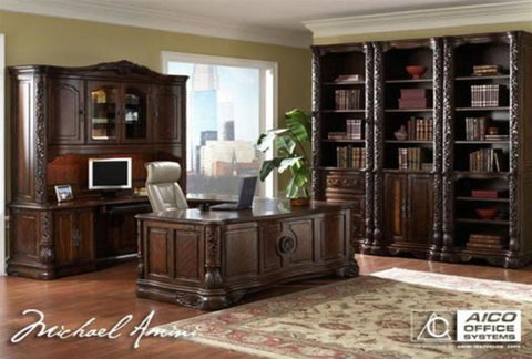 Excelsior Executive Desk - Katy Furniture