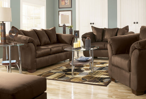 Darcy Sofa & Loveseat - Katy Furniture