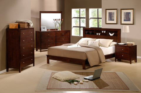 Fleming King Bed