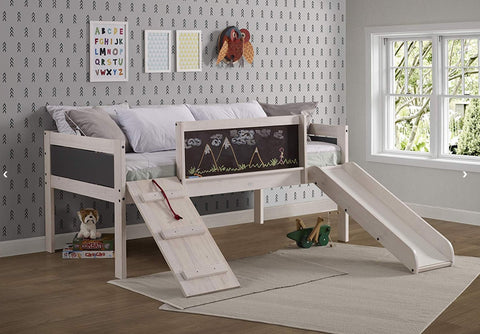 Julia Twin Loft w/ Slide