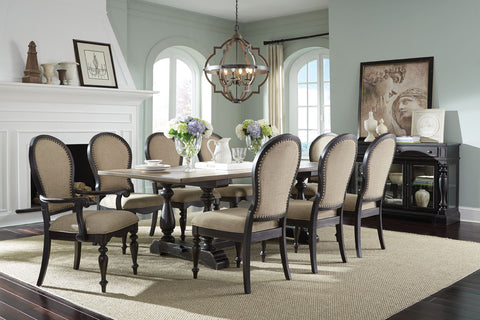Cambria Table W/ 6 Chairs