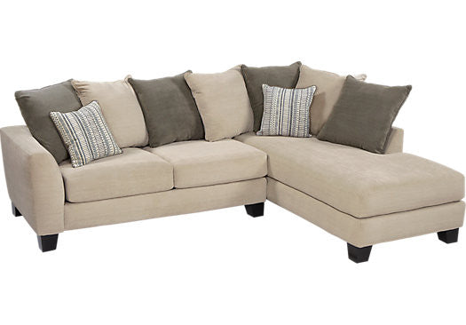 Fontaine Sectional – Katy Furniture