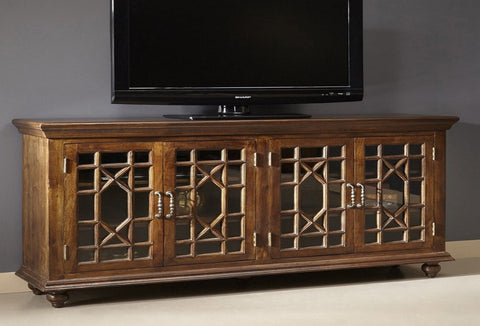 "Tonse 4 Door 71"" Sideboard - Katy Furniture"