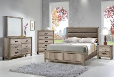 Matteo Twin Bedroom Set - Katy Furniture