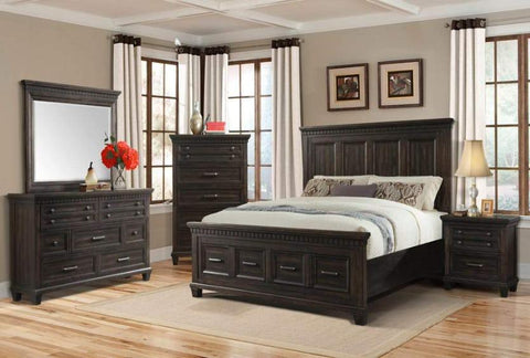 McCabe Queen Bedroom Set - Katy Furniture