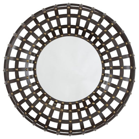 Ogier Accent Mirror - Katy Furniture