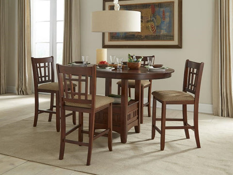 Empire Table w/ 4 Chairs