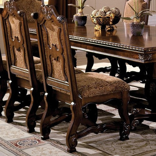 Neo Renaissance Table W 6 Chairs Katy Furniture