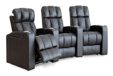 Ovation 3 Piece Theater Seating - Katy Furniture
