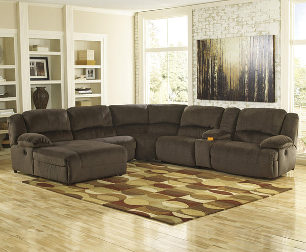 Toletta Sectional Katy Furniture