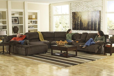 Toletta Sectional - Katy Furniture