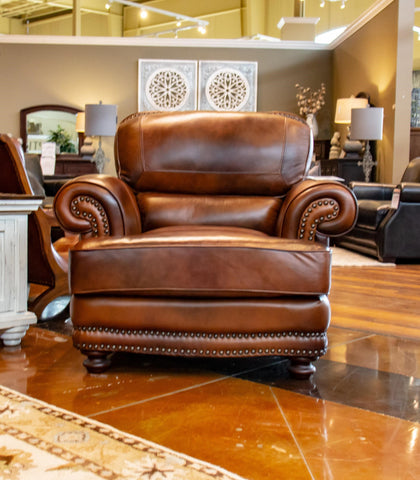 Cowboy Leather Chair