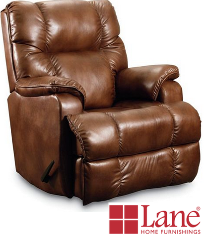 Rancho Pad-Over-Chaise Rocker Recliner