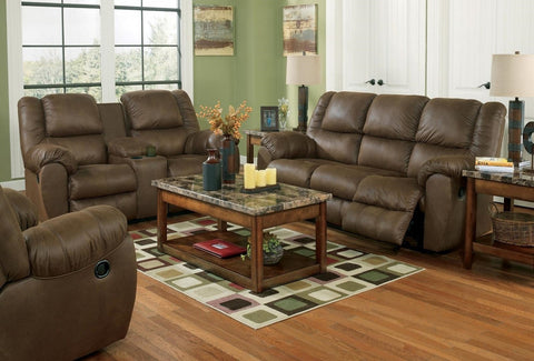 Paulie Reclining Sofa & Loveseat