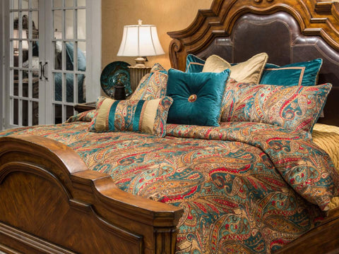 Seville Comforter Set - Katy Furniture