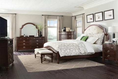 Sherwood Bedroom Set - Katy Furniture