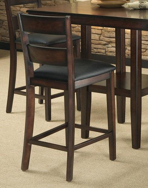 Tahoe Counter Height Table W 4 Chairs Katy Furniture