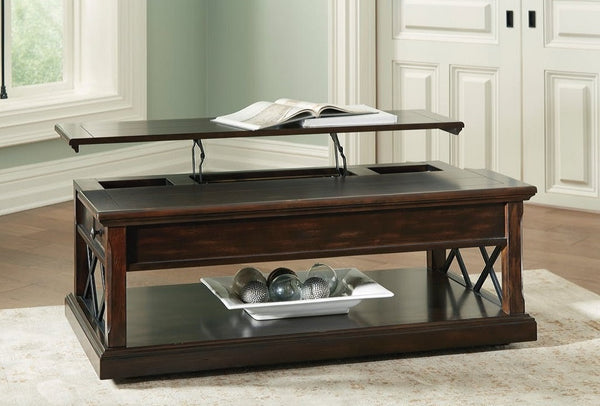 Lift Coffee Table.Roddinton Coffee Table With Lift Top