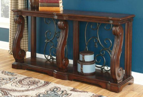 Alymere Sofa Table - Katy Furniture