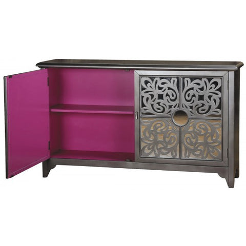 Taj Credenza - Katy Furniture