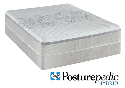Sealy Trust Firm Mattress Set