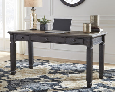 Tyler Creek Home Office Desk - Katy Furniture
