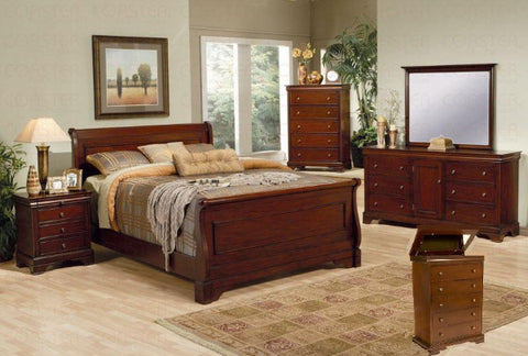 Versailles bedroom Set - Katy Furniture