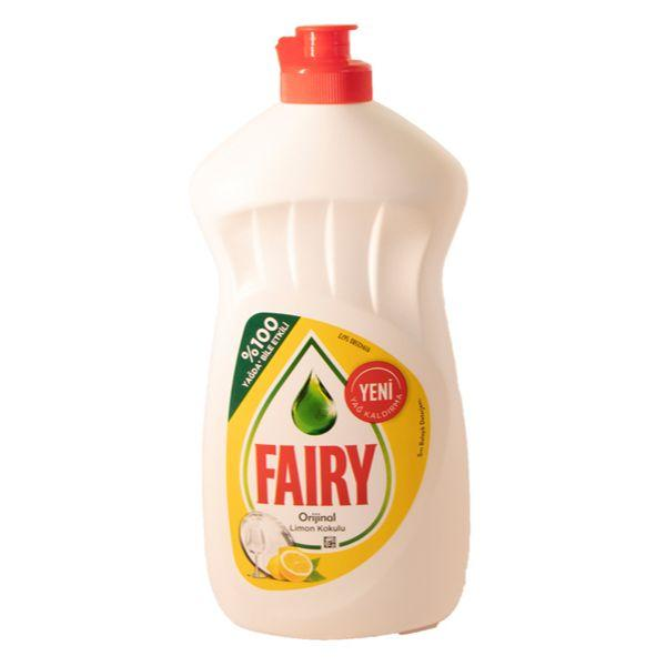 FAIRY QAB YUYAN MAYE LIMON 450ML