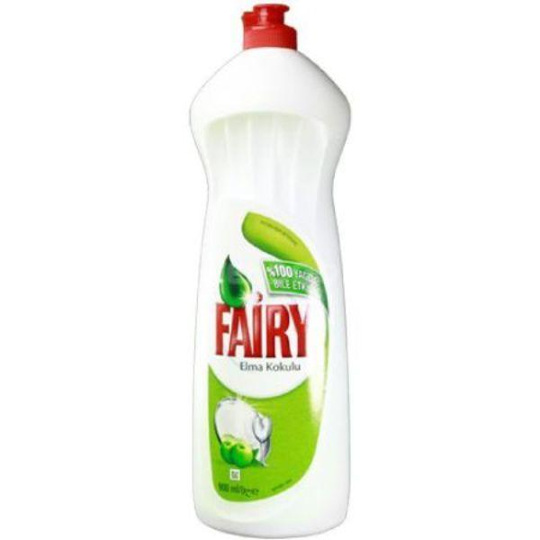 FAIRY QAB YUYAN MAYE APPLE 900 ML