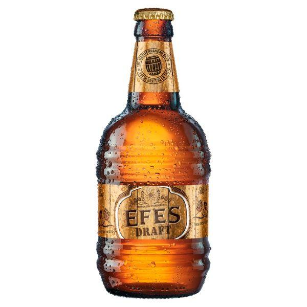 EFES DRAFT PIVE 500ML