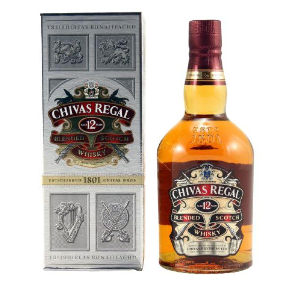CHIVAS REGAL 700ML VISKI 12IL