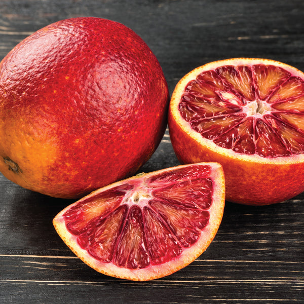 Orange sanguine de Sicile