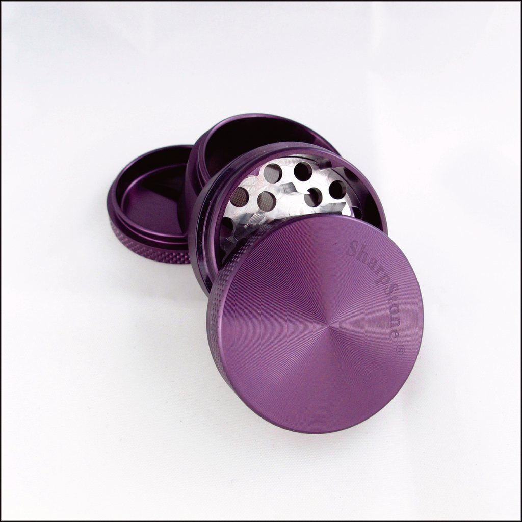 "4-Piece Sifter Grinder 1.5"" (9 Colours)"