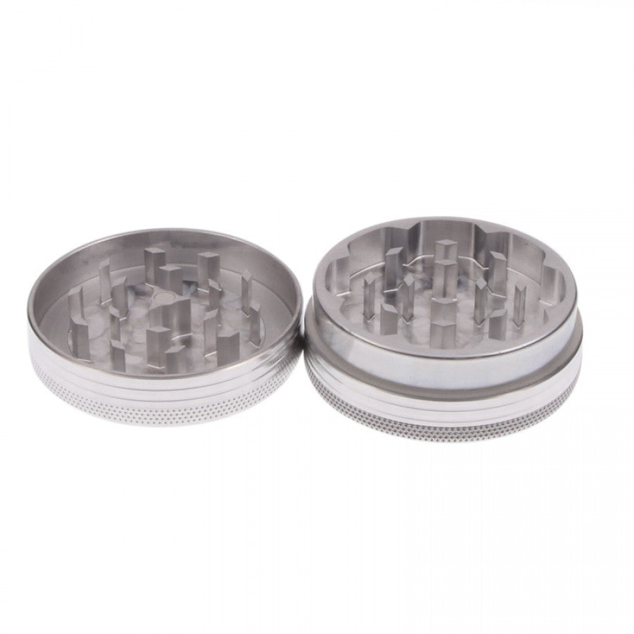 2-Piece Aluminum Magnetic Grinder - Small