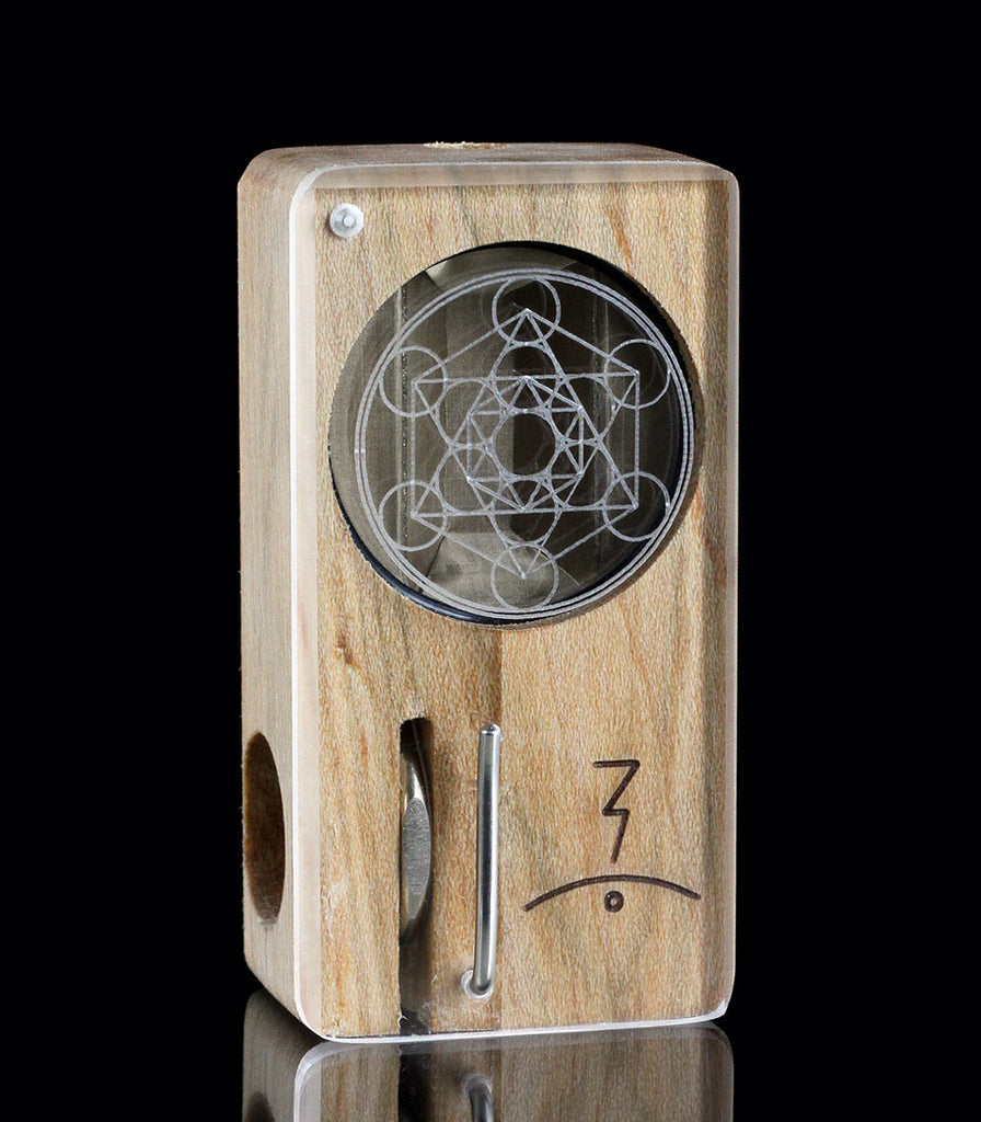 Metatron's Cube Launch Box