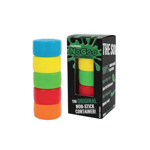 5 Pk Containers - Multi-Colour