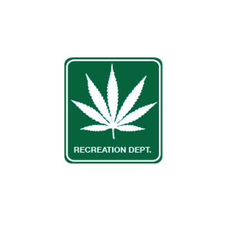 Recreational Sticker