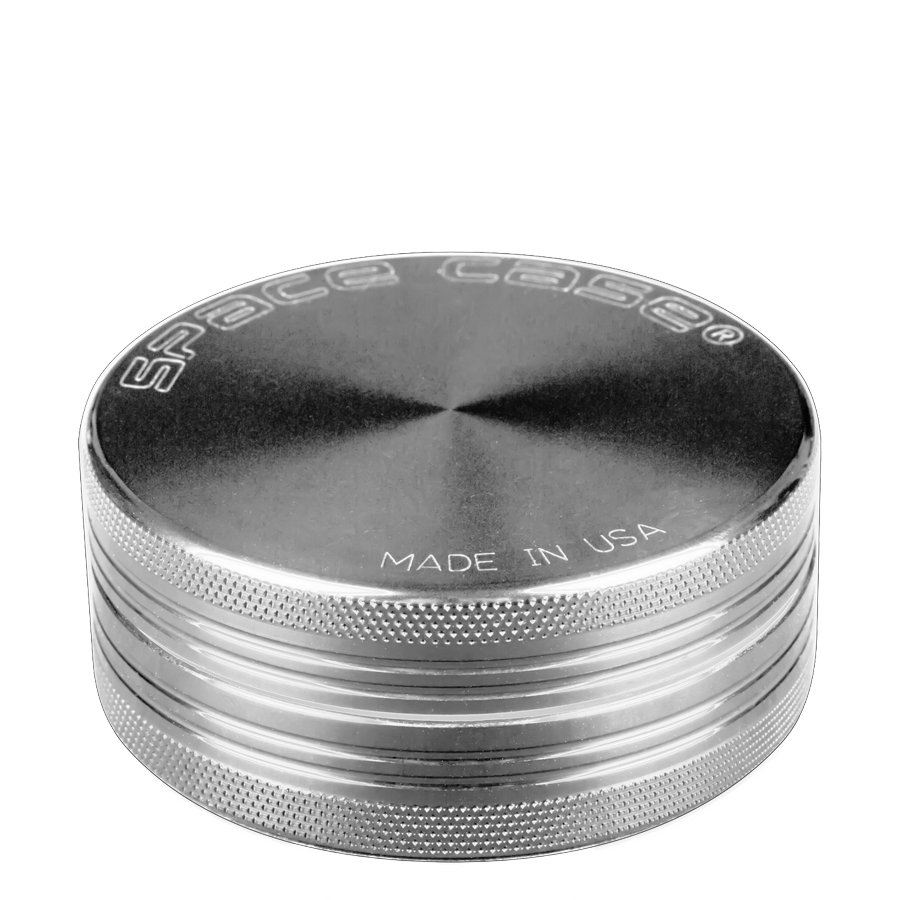 2-Piece Aluminum Magnetic Grinder - Medium